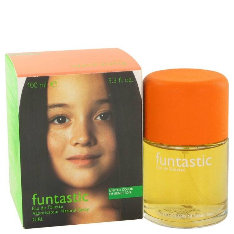 Benetton Funtastic  Тоалетна вода за жени EDT 100 мл-Парфюми