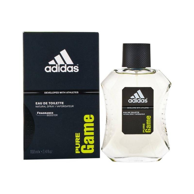 Adidas Pure Game  Тоалетна вода за мъже EDT 100 мл-Парфюми