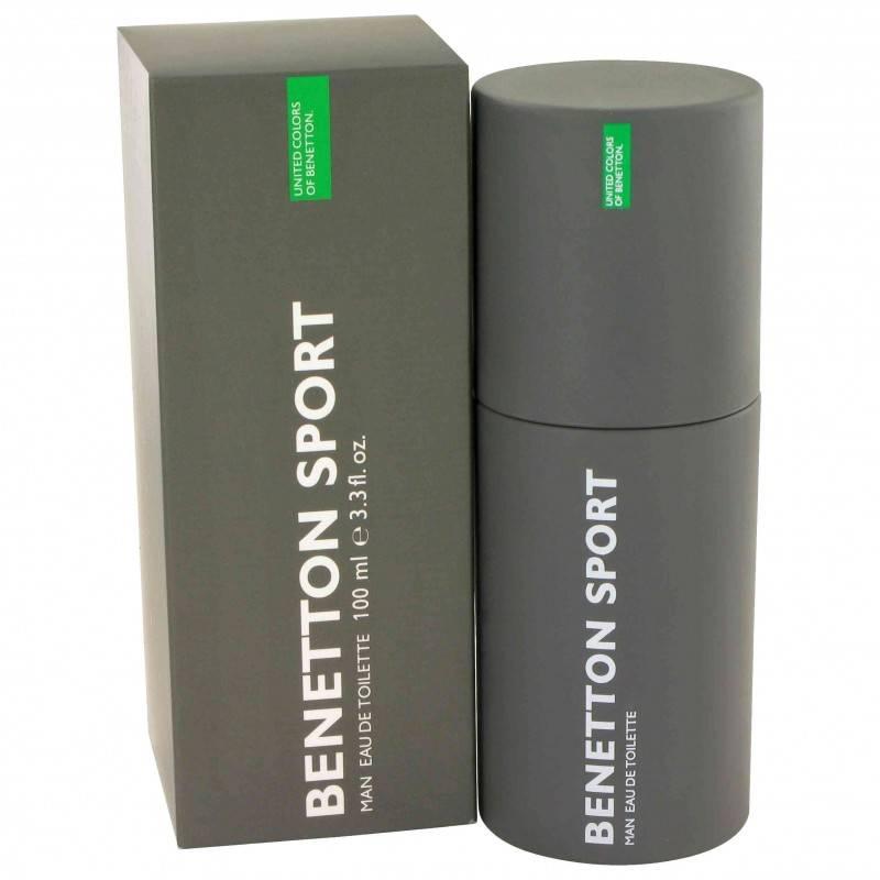 Benetton Sport  Тоалетна вода за мъже EDT 100 мл-Парфюми