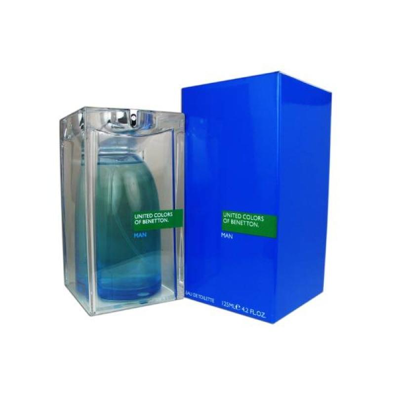 Benetton Benetton  Тоалетна вода за мъже EDT 125 мл-Парфюми