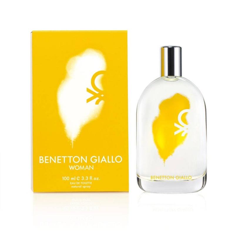 Benetton Colori  Тоалетна вода за жени EDT 100 мл-Парфюми