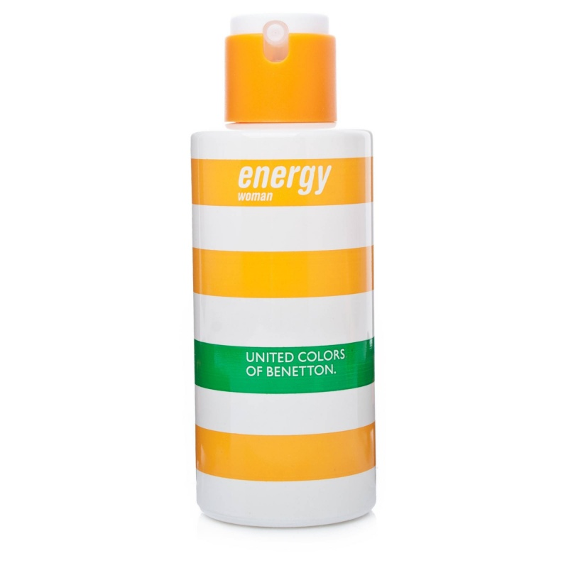 Benetton Energy  Тоалетна вода за жени EDT 50 мл-Парфюми