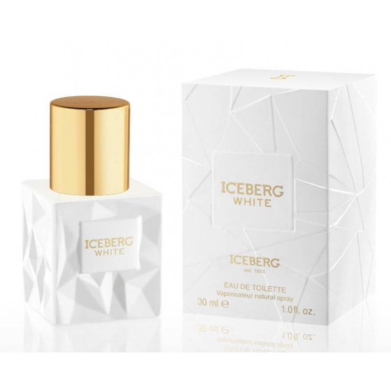 Iceberg White - Тоалетна вода за жени EDT 30 мл-Парфюми
