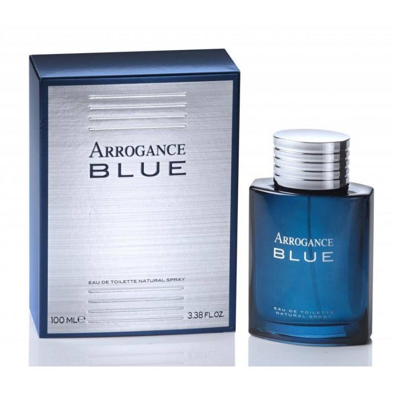 Arrogance Blue  Тоалетна вода за мъже EDT 100 мл-Парфюми