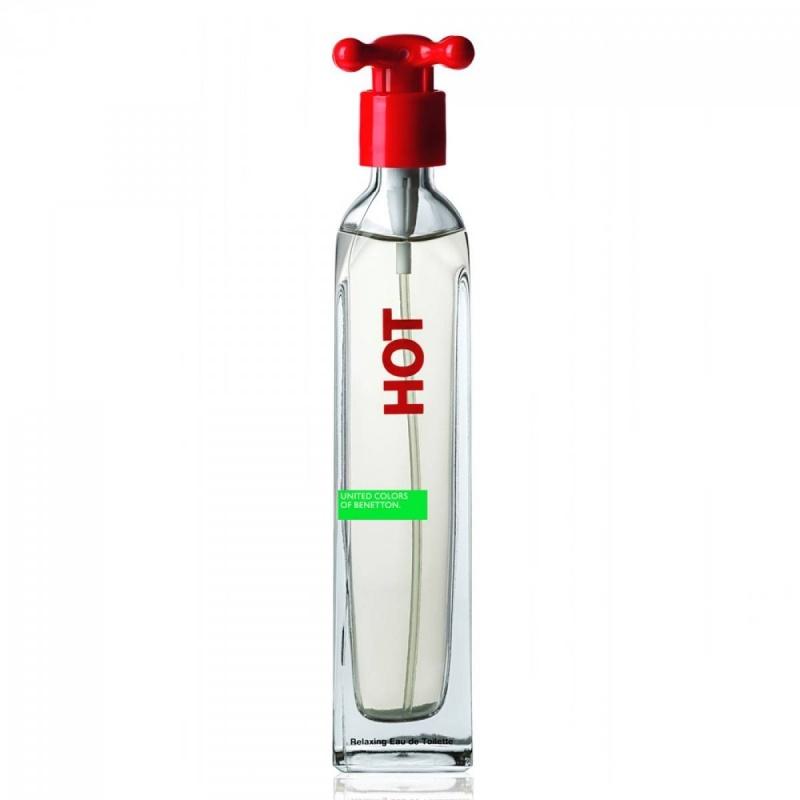 Benetton Hot Cold  Тоалетна вода за жени EDT 30 мл-Парфюми