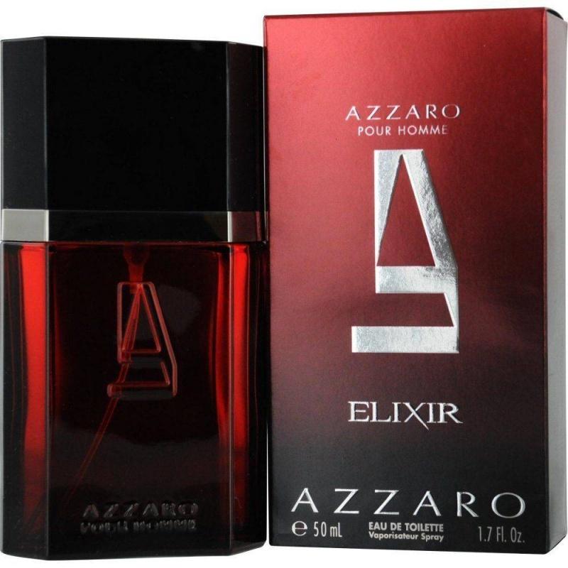 Azzaro Pour Homme Elixir -Тоалетна вода за мъже EDT 50 мл-Парфюми