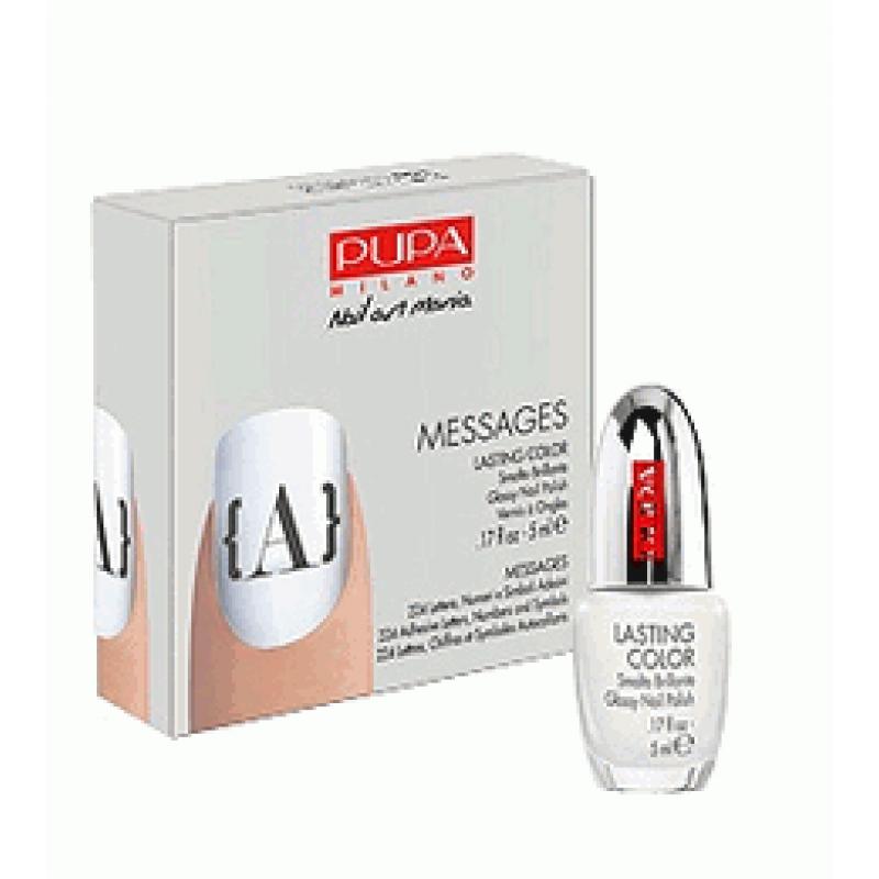 Комплект за маникюр Messages Nail Art Kit 001 Black Messages-Козметика