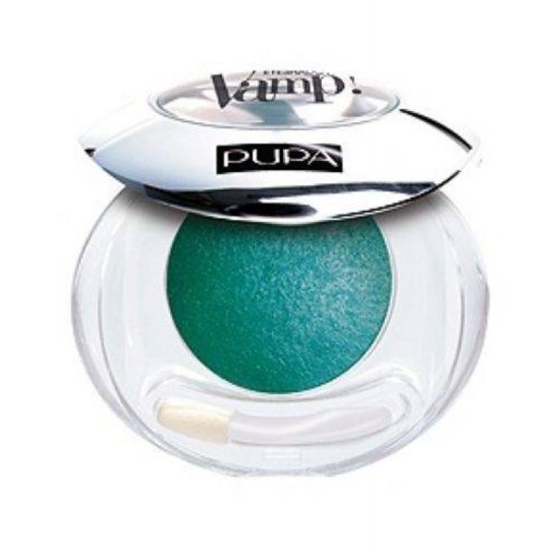 Сенки за очи Pupa Vamp! Wet & Dry Eyeshadow 300 Emerald-Козметика