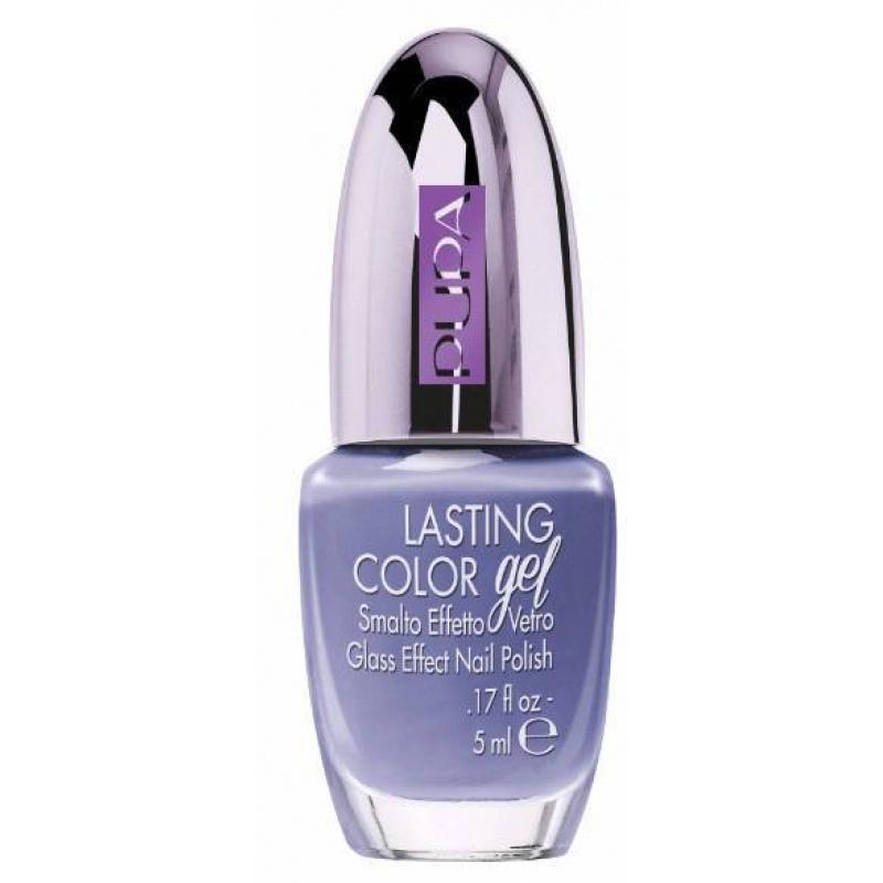 Лак за нокти със стъклен ефект Pupa Snow Queen Lasting Color Gel 093 Far North Lilac-Козметика