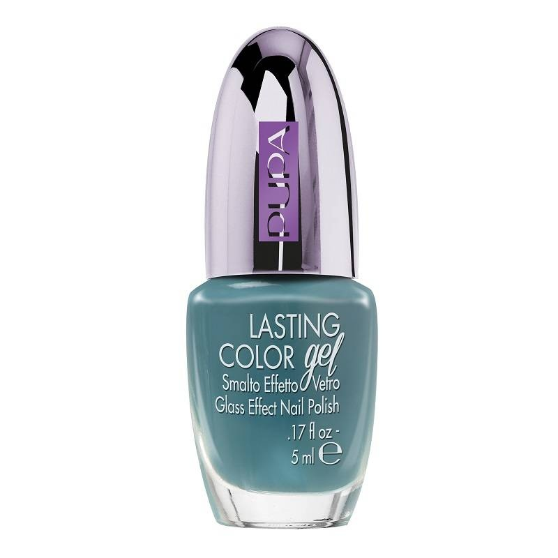 Лак за нокти със стъклен ефект Pupa Snow Queen Lasting Color Gel 095 Polar Green-Козметика