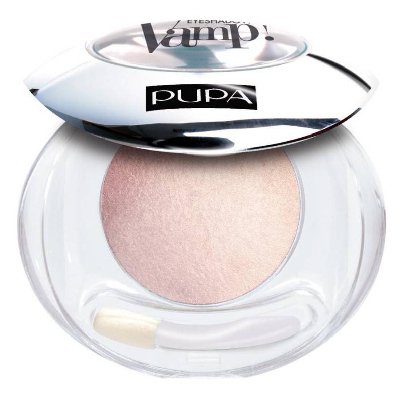 Сенки за очи Pupa Vamp! Wet & Dry Eyeshadow 100 Sugar Pink-Козметика