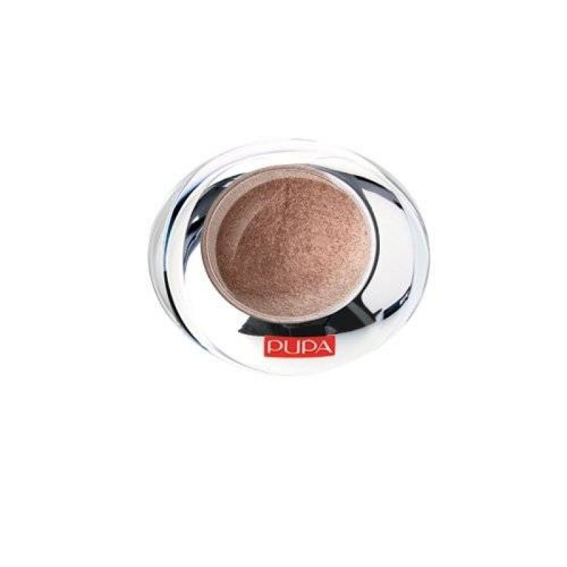 Сенки за очи Pupa Luminys Silk Eyeshadow Golden Brown- 401-Козметика