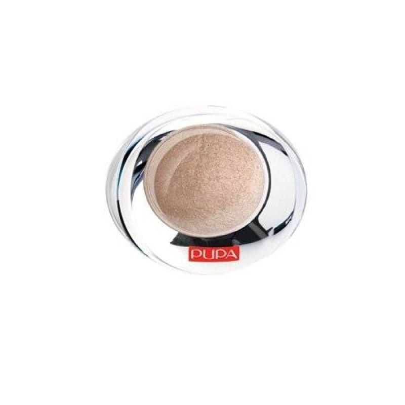 Сенки за очи Pupa Luminys Silk Eyeshadow Golden Champagne- 500-Козметика
