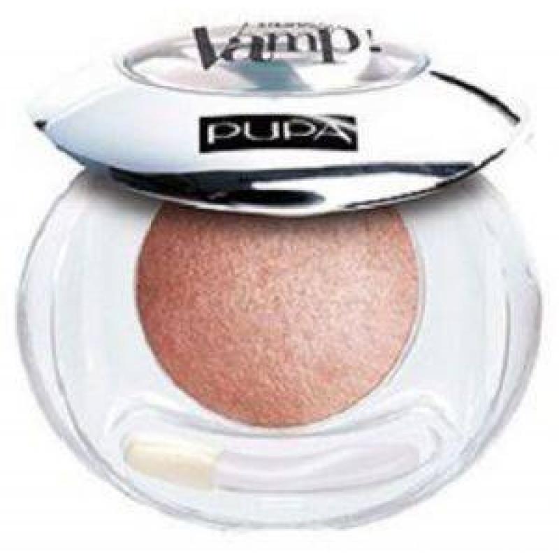 Сенки за очи Pupa Vamp! Wet & Dry Eyeshadow 200 Golden Pink-Козметика