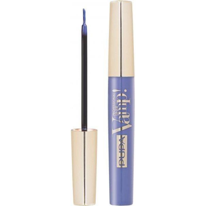 Очна линия водоустойчива Pupa Vamp ! Professional Liner 300 Light Blue-Козметика