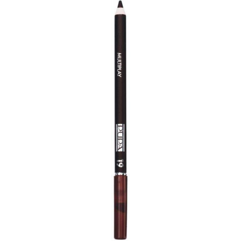 Молив за очи Pupa Multiplay Triple Purpose Eye Pencil 19, Dark Earth-Козметика