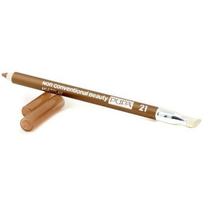 Молив за очи /м Pupa Multiplay Triple Purpose Eye Pencil 21-Козметика