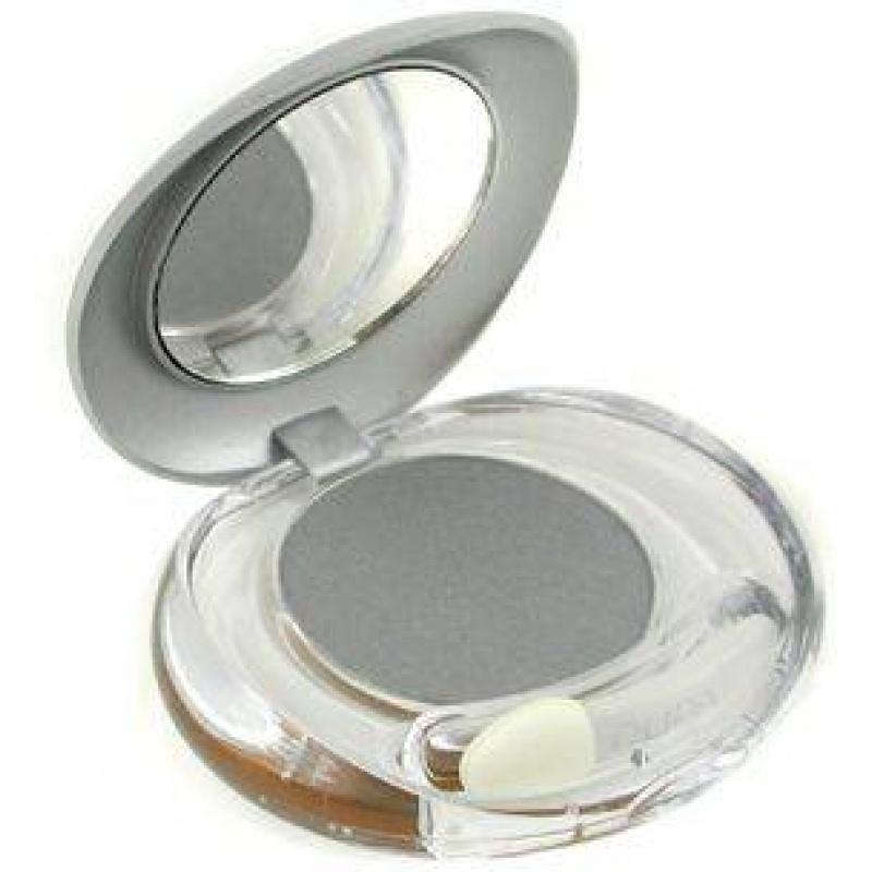 Сенки Pupa Matt Extreme Matt Compact Eyeshadow # 80, Silver-Козметика