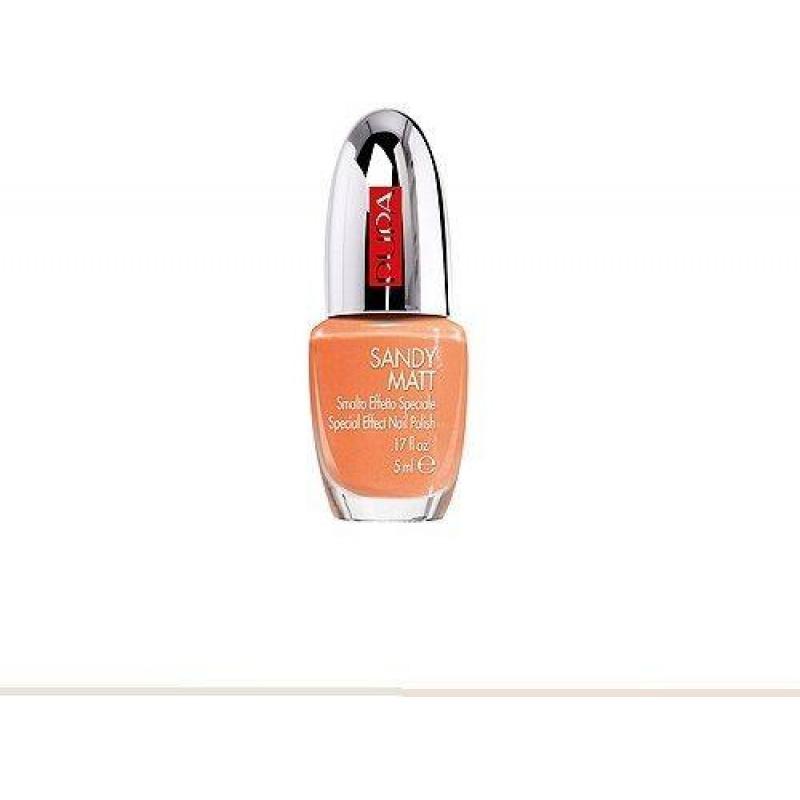 Лак за нокти Pupa Sandy Matt Nail Polish Orange 004-Козметика