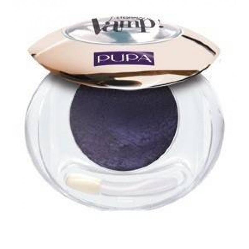 Сенки за очи Pupa Vamp! Wet & Dry Eyeshadow 002 Deep Purple-Козметика