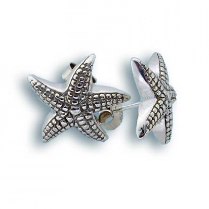 Efrosina - Сребърни обеци без Камък 136264-Сребърни бижута