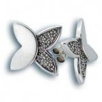 Francis - Сребърни обеци с Цирконий 137550-Сребърни бижута