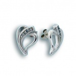 Karin - Сребърен пръстен с Цирконий 138443-Сребърни бижута