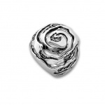 Titania - Сребърен пръстен без Камък  1515918-Сребърни бижута