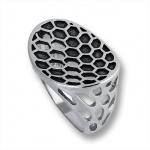 Cipriana - Сребърен пръстен без Камък 1535208-Сребърни бижута