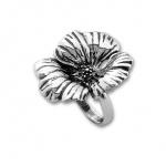Chantelle - Сребърен пръстен без Камък 1535912-Сребърни бижута
