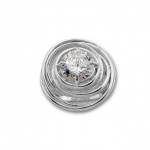 Bridget - Сребърен пръстен с Цирконий 1585916-Сребърни бижута