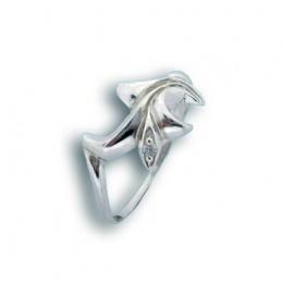 Rita - Сребърен пръстен с Цирконий 1605436-Сребърни бижута
