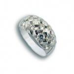 Grace - Сребърен пръстен с Цирконий 1614715-Сребърни бижута