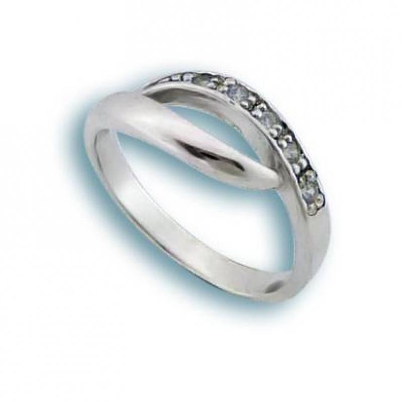 Kelsey - Сребърен пръстен с Цирконий 1625166-Сребърни бижута