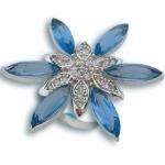 Maritza - Сребърен пръстен с Цирконий 1695470-Сребърни бижута
