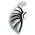 Dalia - Сребърна висулка без Камък  172795-Сребърни бижута