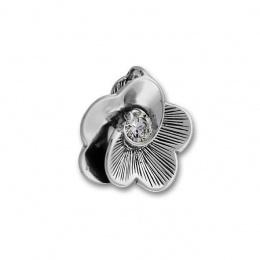 Candice - Сребърна висулка с Цирконий 182911-Сребърни бижута