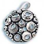 Adonia - Сребърна висулка без Камък 187799-Сребърни бижута