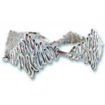 Klaudia - Сребърна гривна без Камък 200769-Сребърни бижута