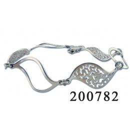 Elektra - Сребърна гривна без Камък 200782-Сребърни бижута