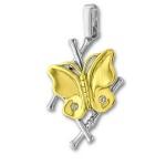 Сребърен медальон с Камък 176913.1-Медальони