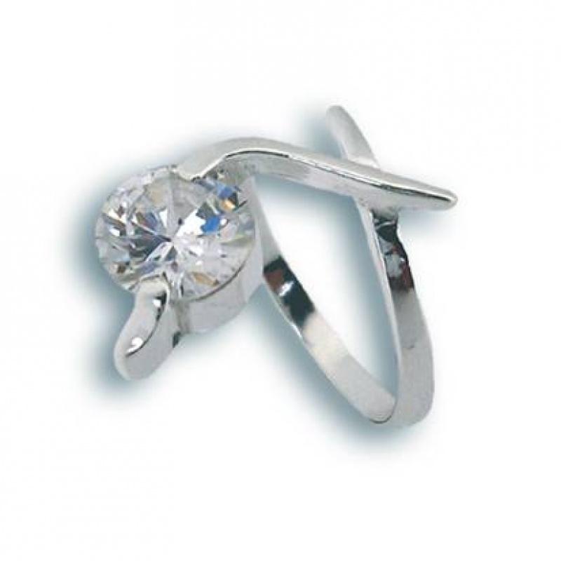Сребърен пръстен с Камък 1595048-Пръстени