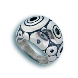 Сребърен пръстен без камък 1515509-Пръстени