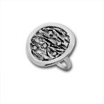 Сребърен пръстен с Камък 1595881-Пръстени