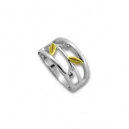 Сребърен пръстен с Камък 1595900.1-Пръстени
