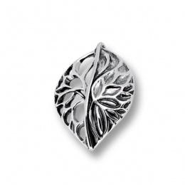 Сребърен медальон без Камък 180856-Медальони