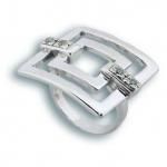 Сребърен пръстен с Камък 1585117-Пръстени