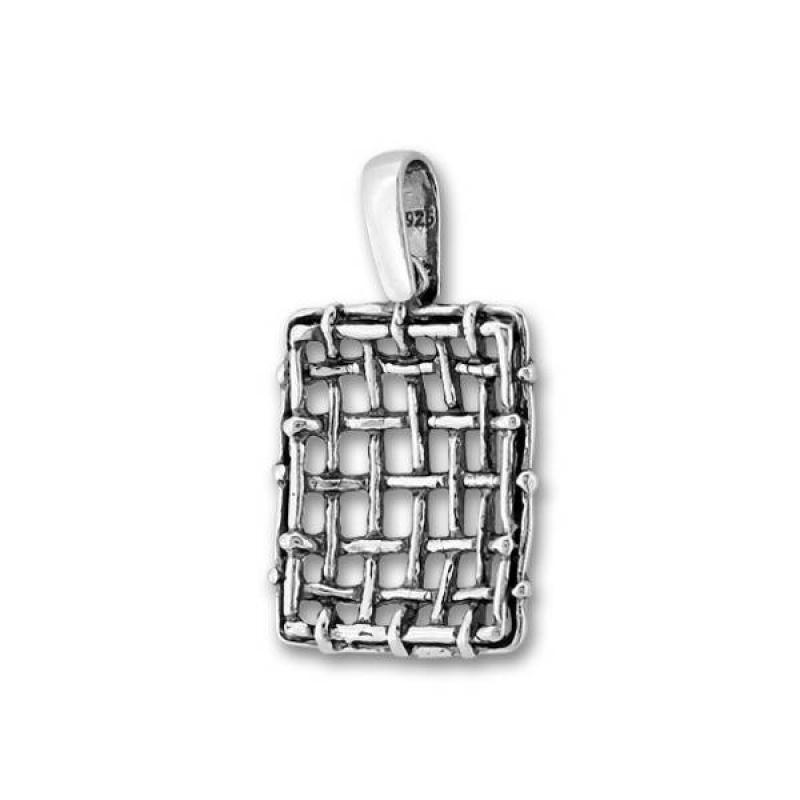 Сребърен медальон без Камък 180937-Медальони