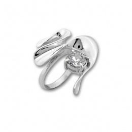 Сребърен пръстен с Камък 1595926-Пръстени