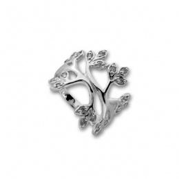 Сребърен пръстен с Камък 1625957-Пръстени